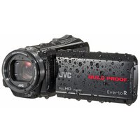 JVC R435 HD Waterproof Camcorder - Black