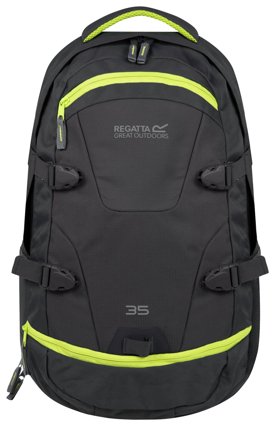 Regatta Paladen 35L Backpack - Ebony Spring