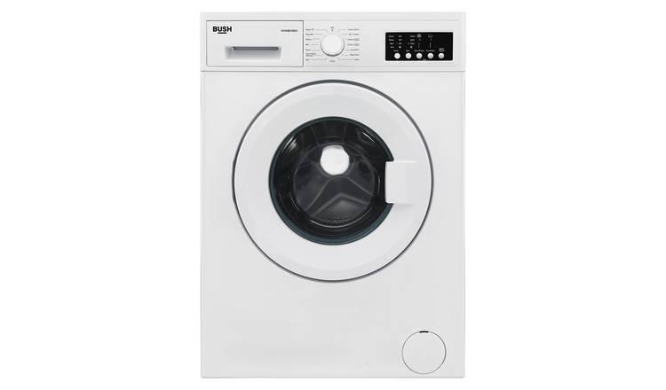 Buy Bush WMNB912EW 9KG 1200 Spin Washing Machine - White ...