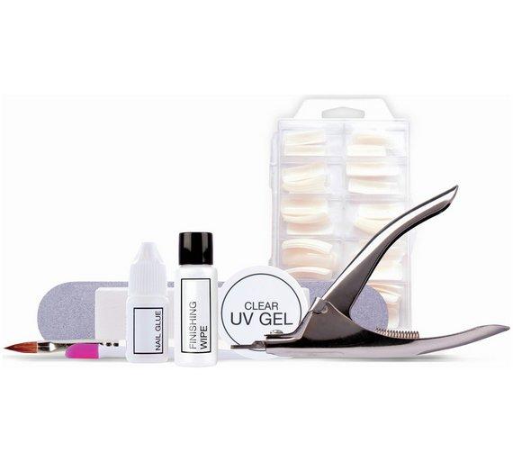Buy Rio Uv Gel Nail Extension Kit Nails Argos