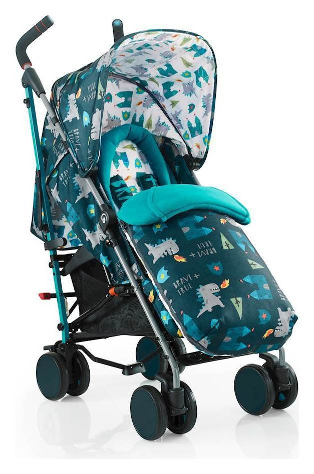 Cosatto Supa 2018 Stroller - Dragon Kingdom