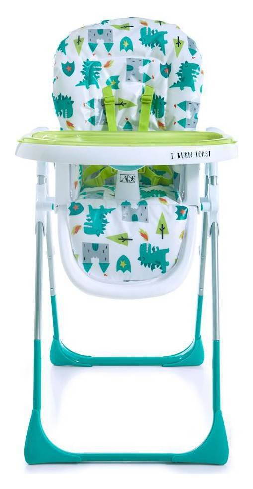 Image of Cosatto Noodle Supa Highchair - Dragon Kingdom