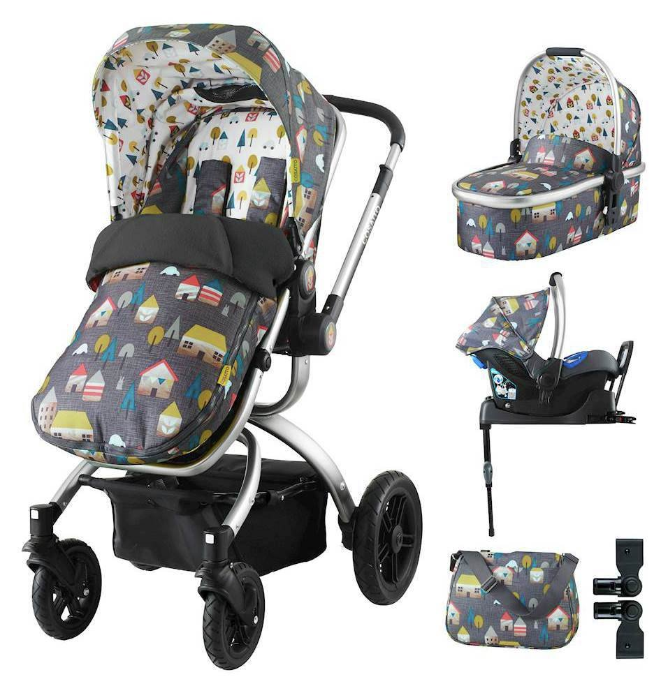 Ooba ISOFIX Travel System Accessories Bundle - Hygge Houses