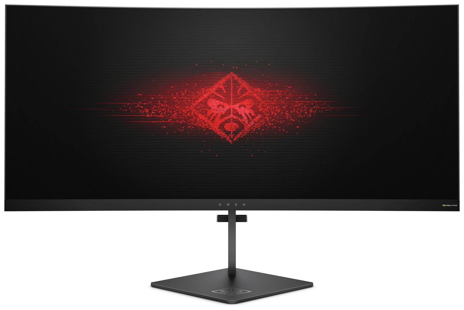HP HP Omen X3W57AA 35 Inch Curved LED Monitor