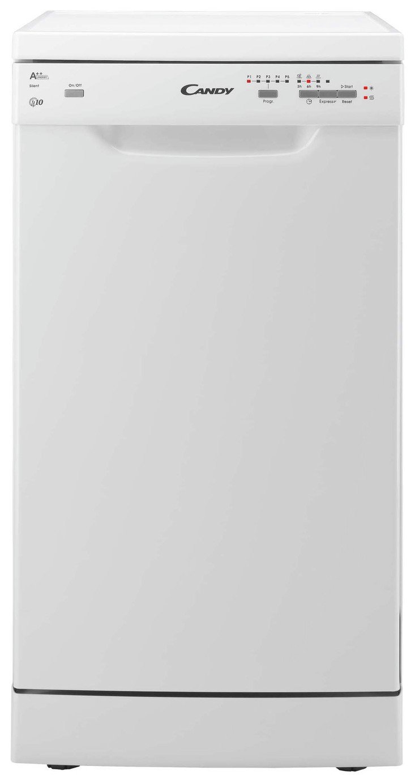 Candy CDP 2L1049W Slim Dishwasher - White