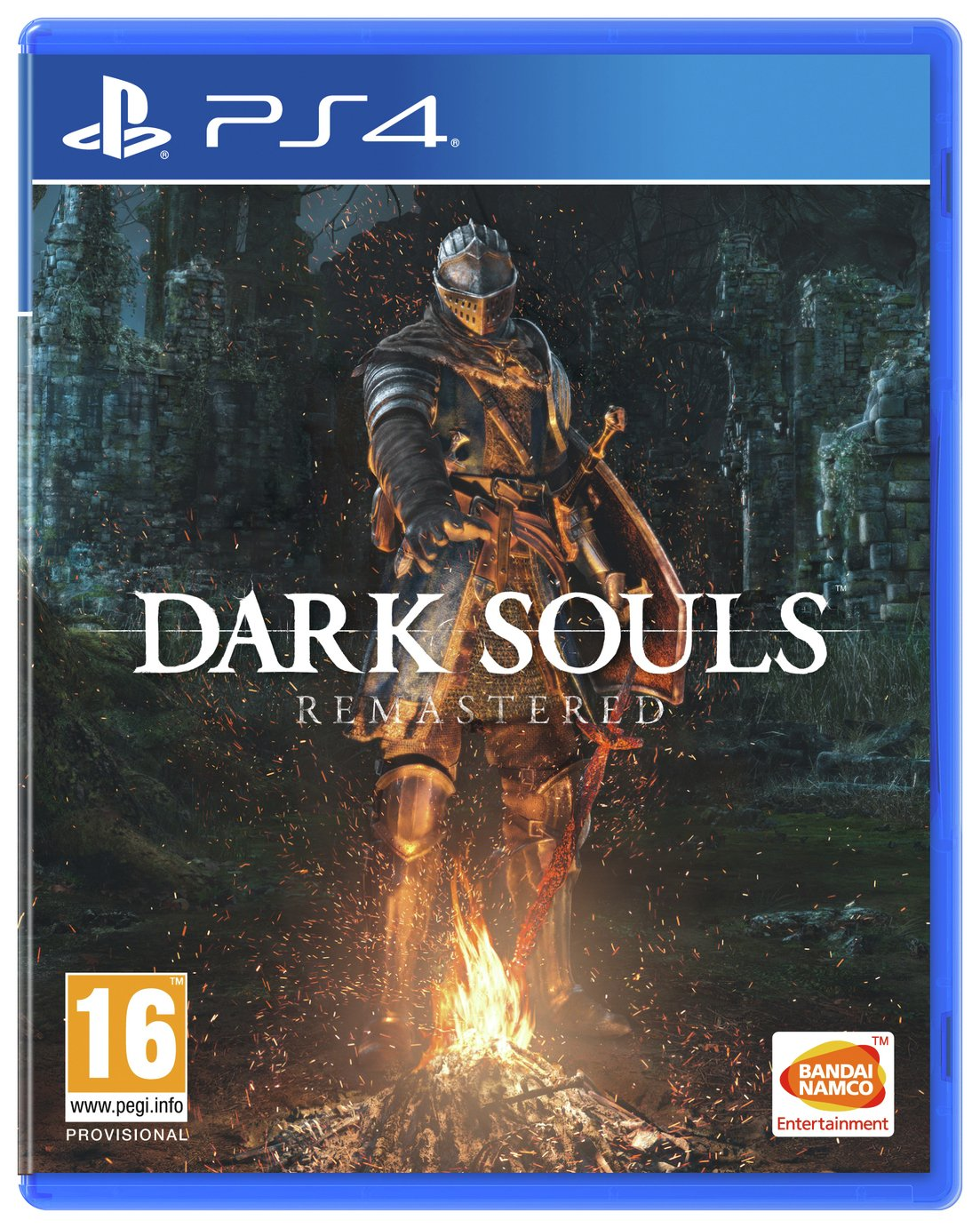 Image of Dark Souls Remastered PS4 Game