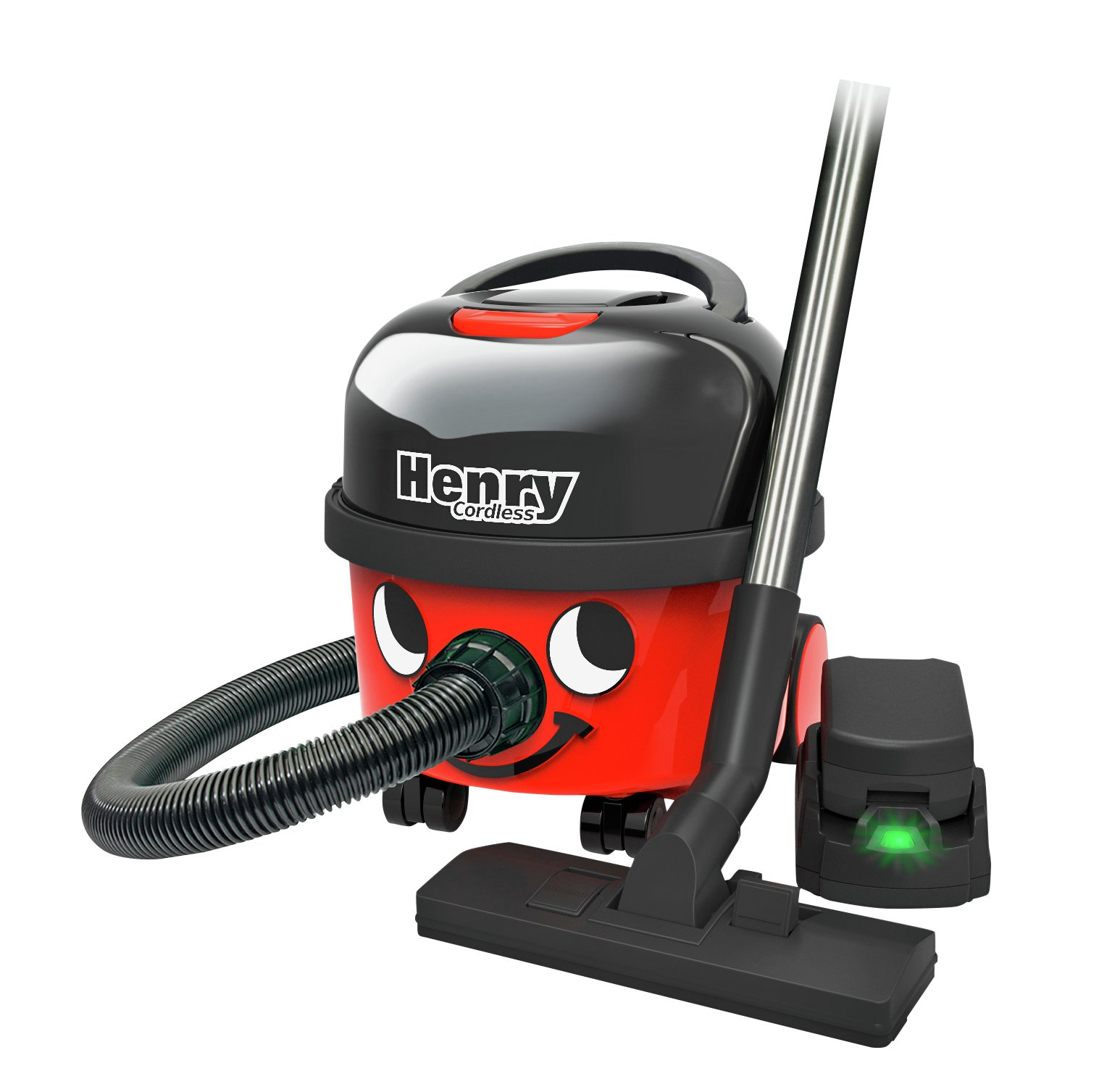Henry HVB160/1 Bagged Cordless Cylinder Vacuum Cleaner