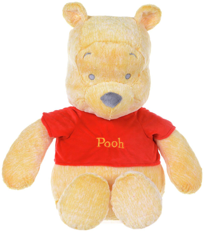 Disney Winnie the Pooh Snuggletime Winnie Soft Toy - XL