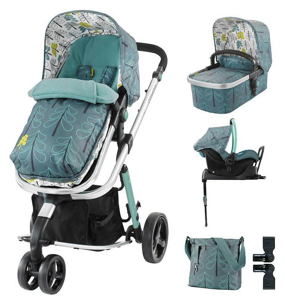Image of Giggle ISOFIX Travel System & Accessories - Fjord