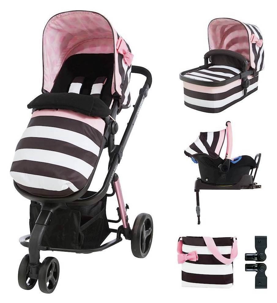 Giggle ISOFIX Travel System Accessories Bundle - Golightly 3