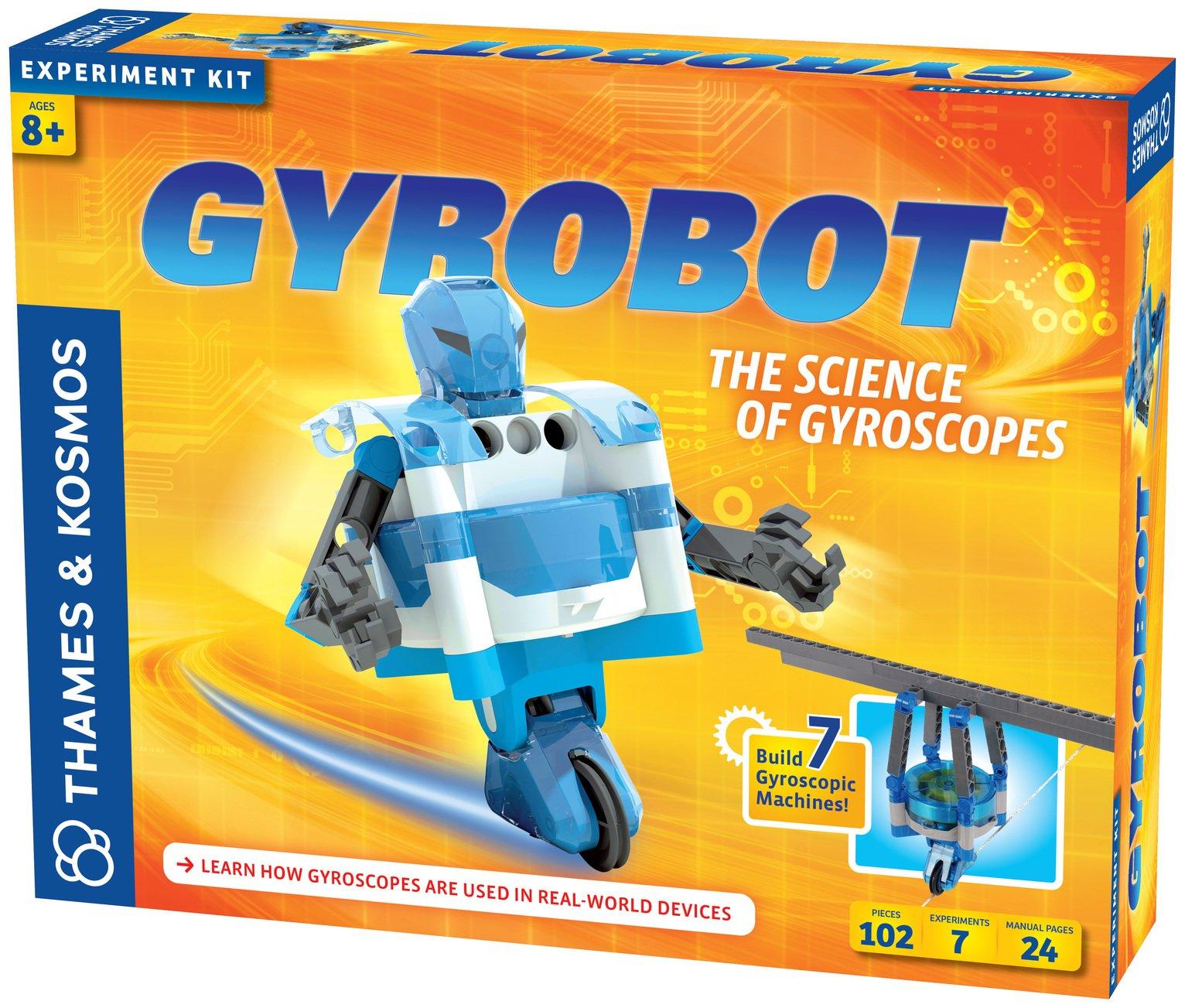 Thames and Kosmos Gyrobot Model Kit
