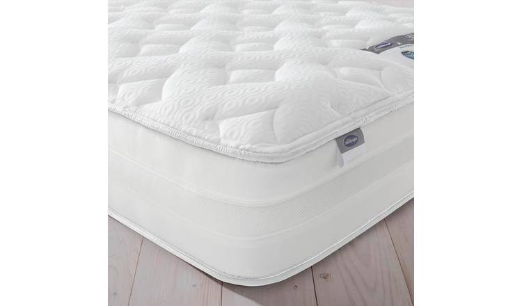 Silentnight 2000 Pocket Memory Small Double Mattress