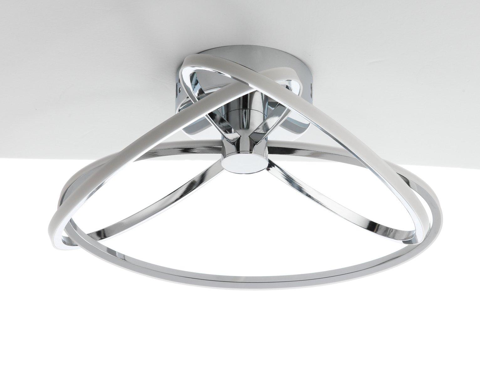 Argos Home Sireo Led Flush Ceiling Light Reviews