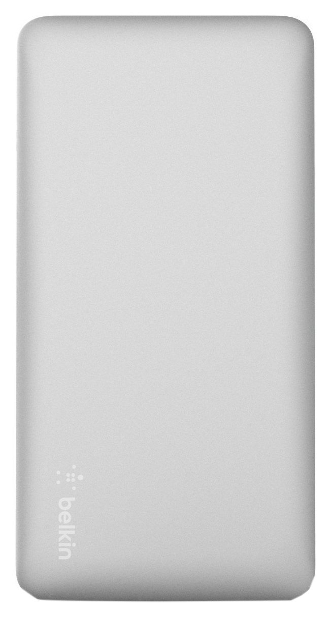 Image of Belkin 5000mAh Power Bank - Silver