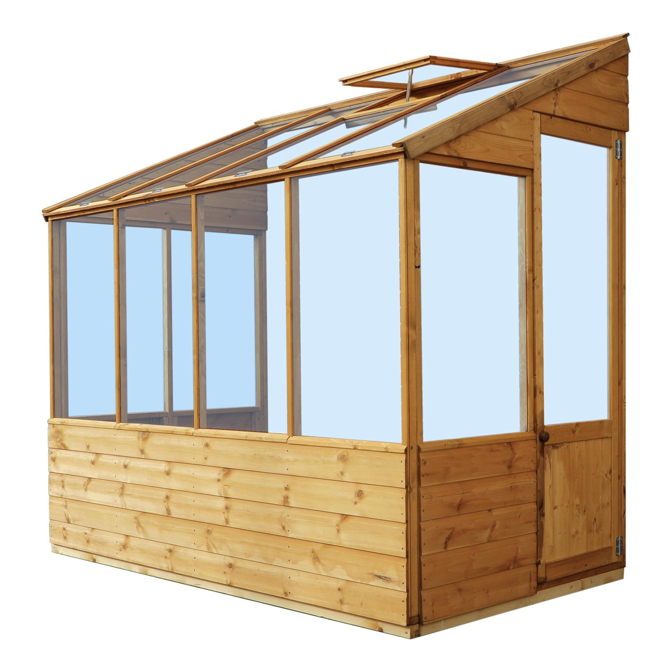 wooden greenhouses available from. Black Bedroom Furniture Sets. Home Design Ideas