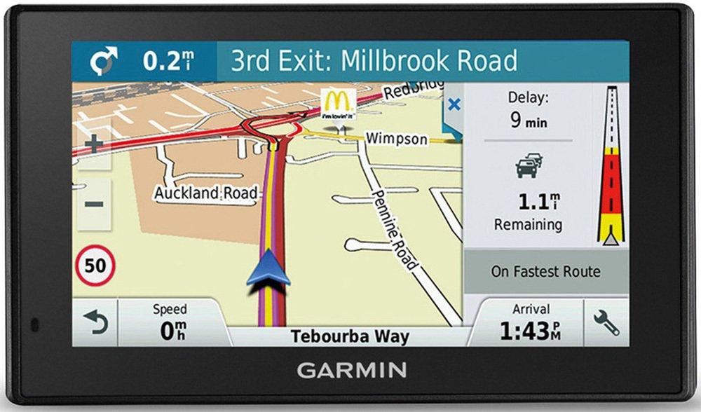 Image of Garmin Drive Assist 51LMT-D EU Sat Nav with Dash Cam & Case