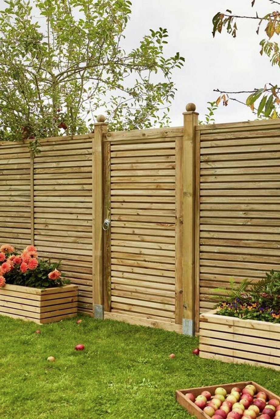 Image of Grange Fencing Contemporary Vogue Gate