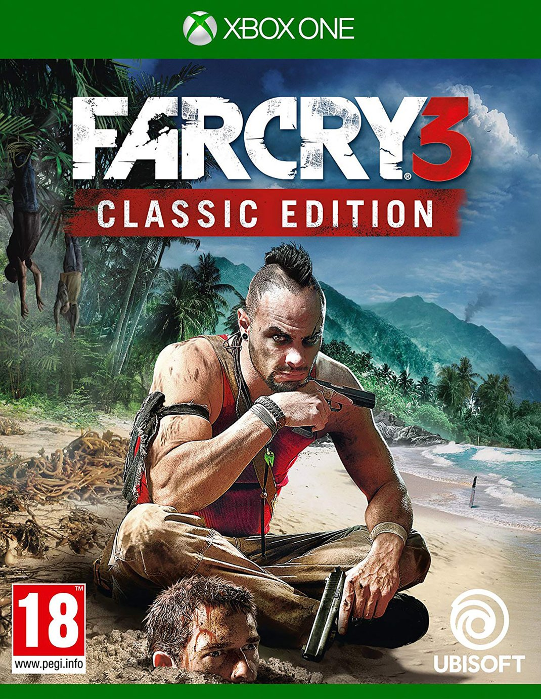 Image of Far Cry 3 HD Xbox One Game