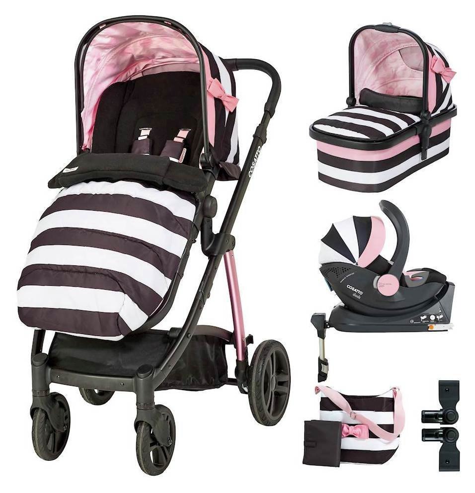 Image of Wow ISIZE Travel System & Accessories Bundle - Golightly 3