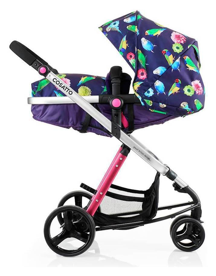 Cosatto Woop Pram Pushchair - Eden