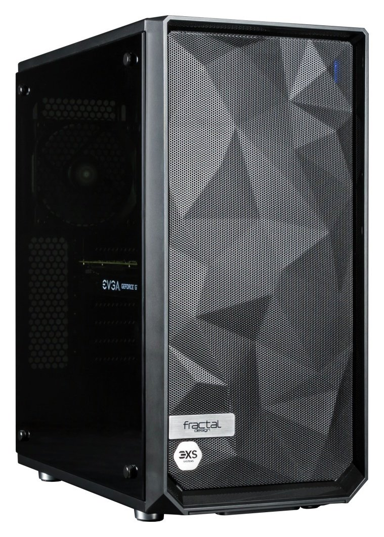 Image of Scan Gamer VR i5 8GB 250GB 1TB Gaming PC
