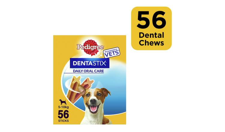 Pedigree Dentastix Daily Adult Small Dog Dental Treats 56