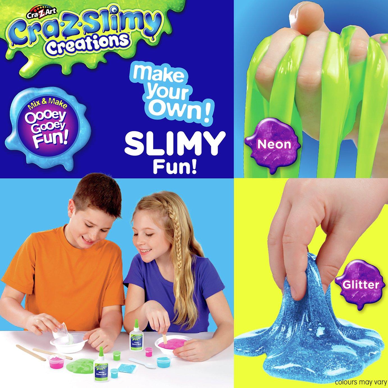 Cra-Z-Slimy Fun Slime Kit