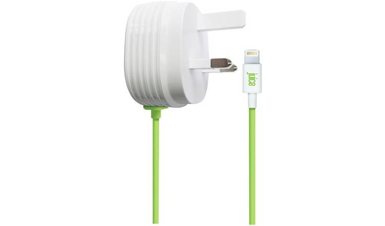 apple plug charger argos