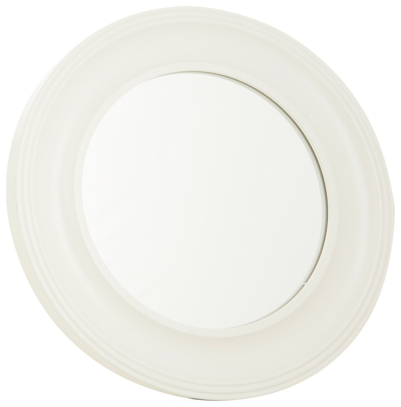 Sainsbury's Home 40cm Round Mirror - Grey