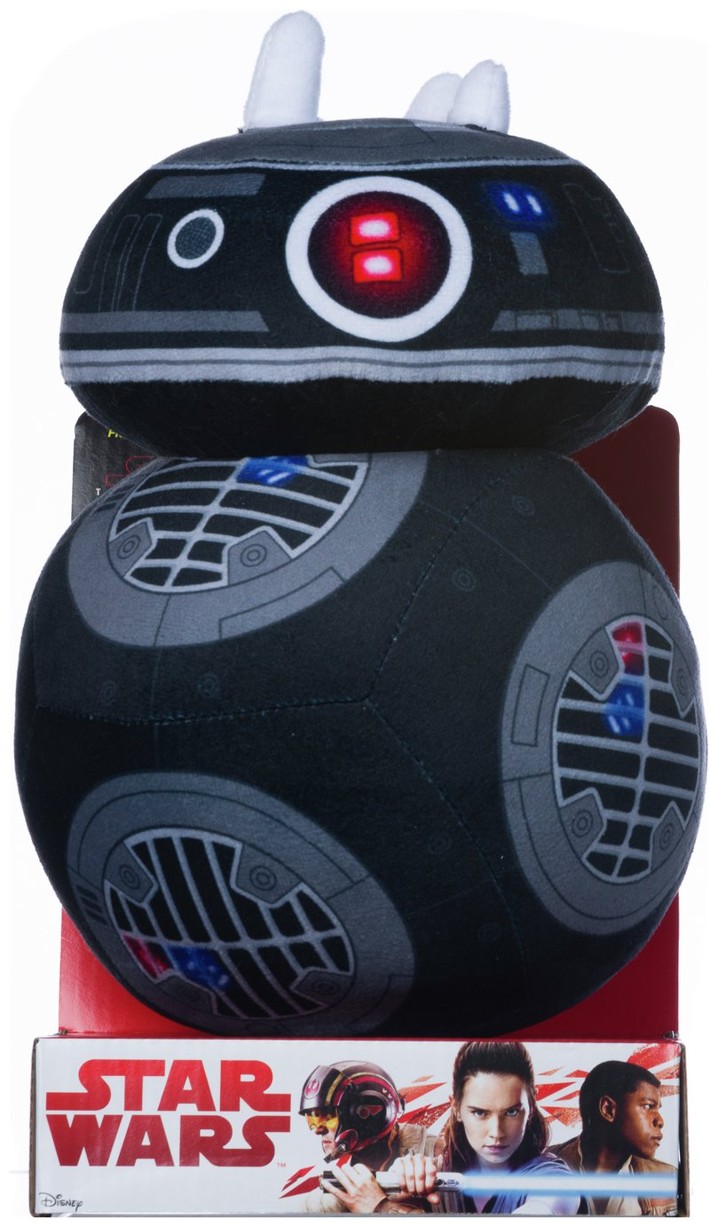 Image of Disney Star Wars EP8 BB 9E Droid Soft Toy