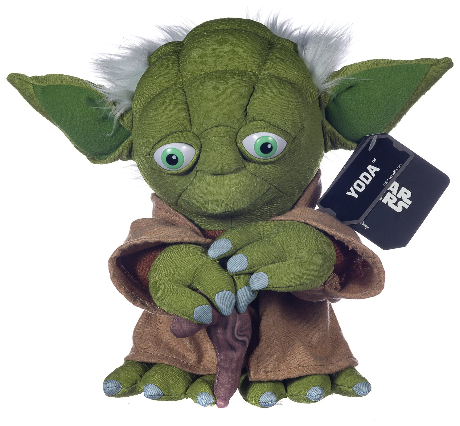 Image of Disney Star Wars Yoda Soft Toy