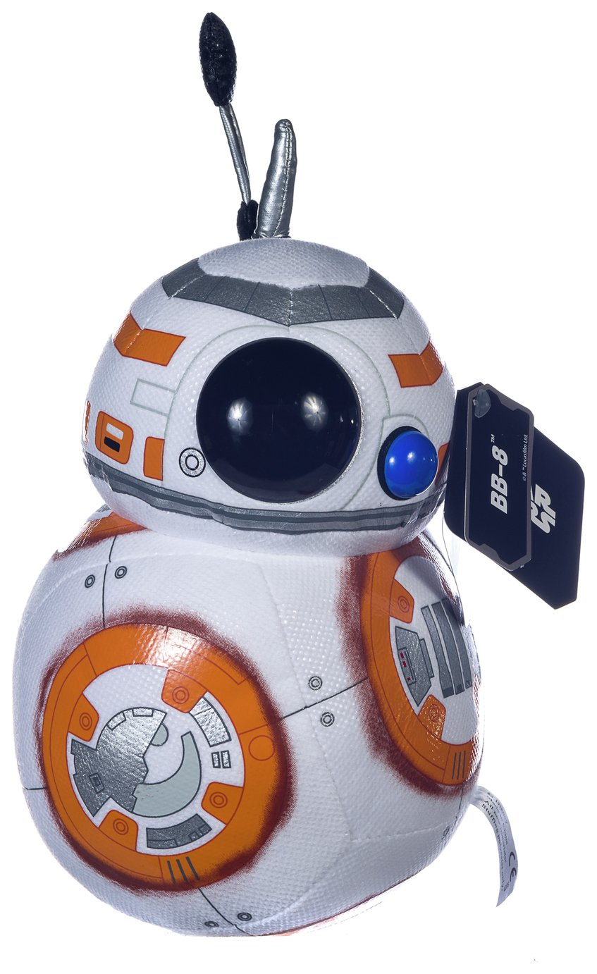 Image of Disney Star Wars BB 8 Soft Toy