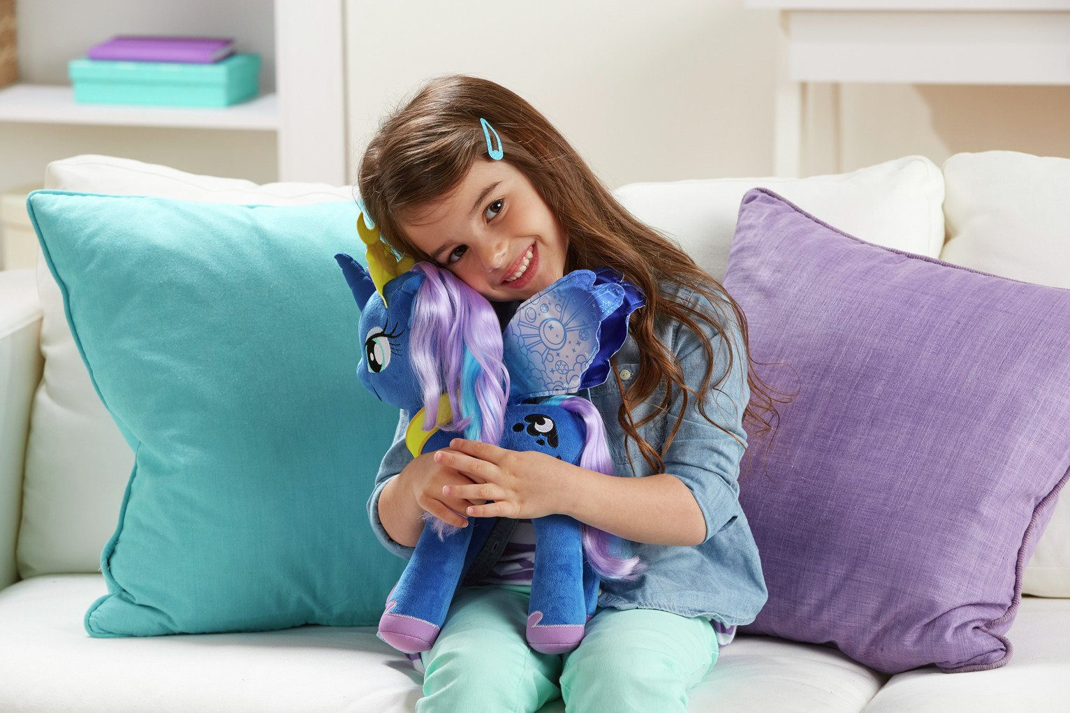 My Little Pony: The Movie Large Soft Plush Assortment