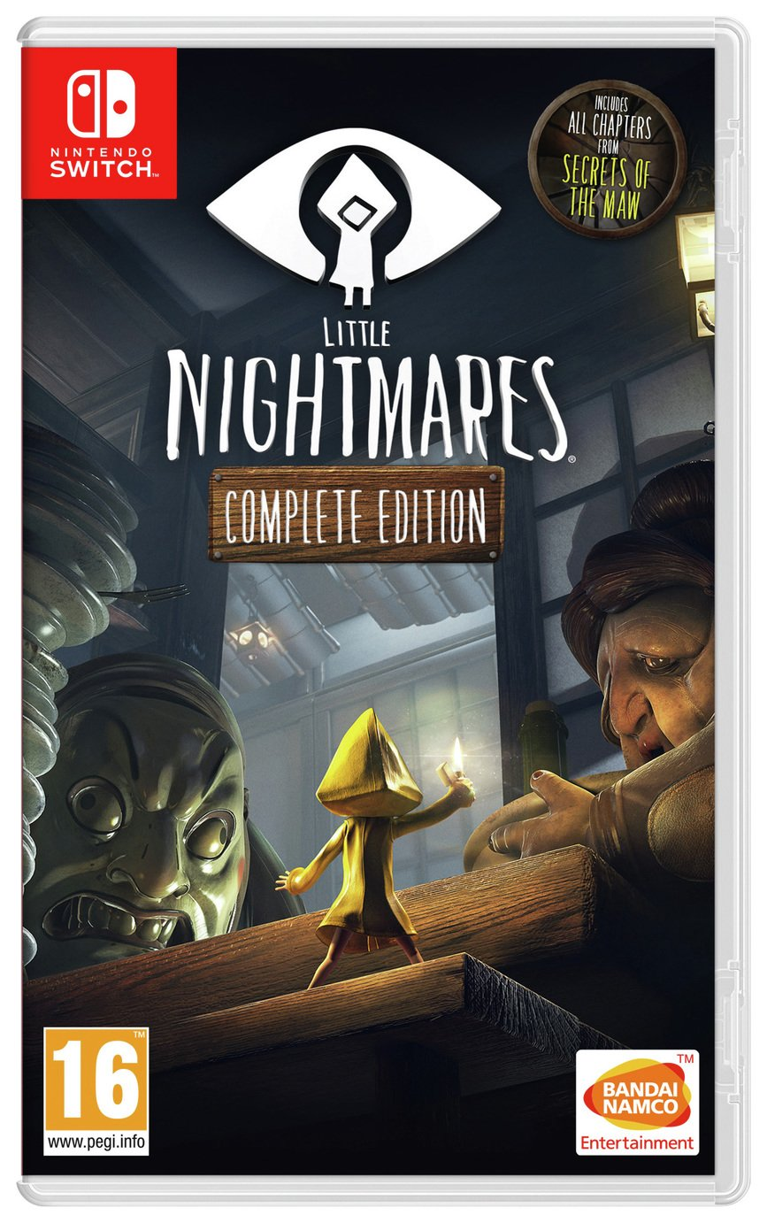Little Nightmares Nintendo Switch Game