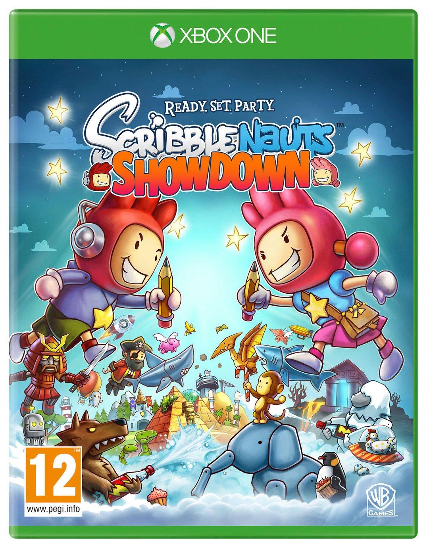 Scribblenauts Showdown Xbox One Game
