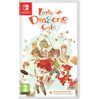 Little Dragon's Cafe Nintendo Switch Game