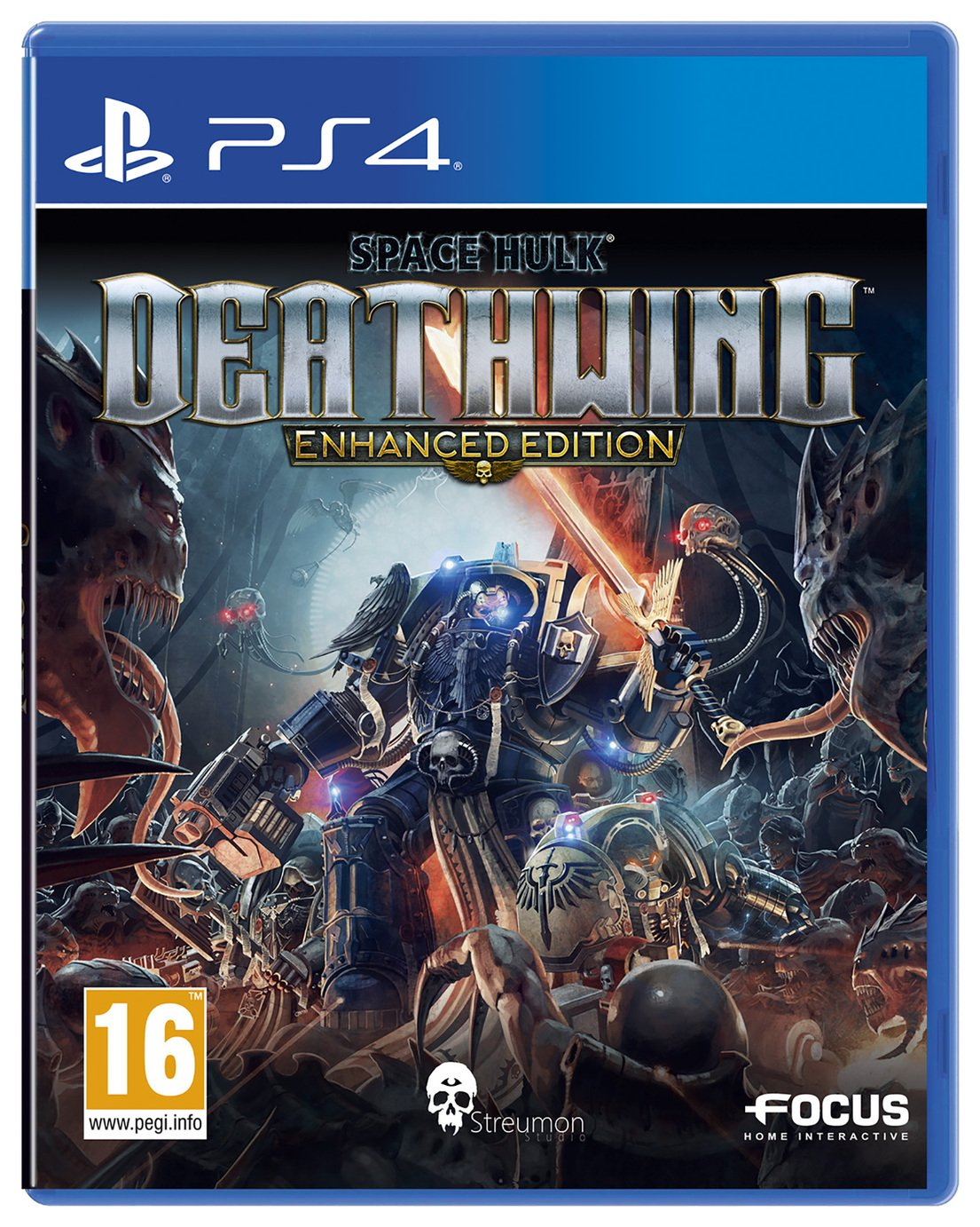 Space Hulk Deathwing PS4 Game