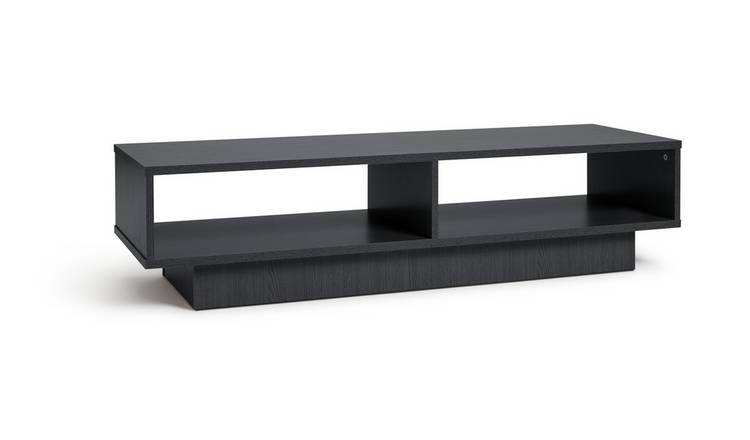 Habitat Cubes TV Unit - Black