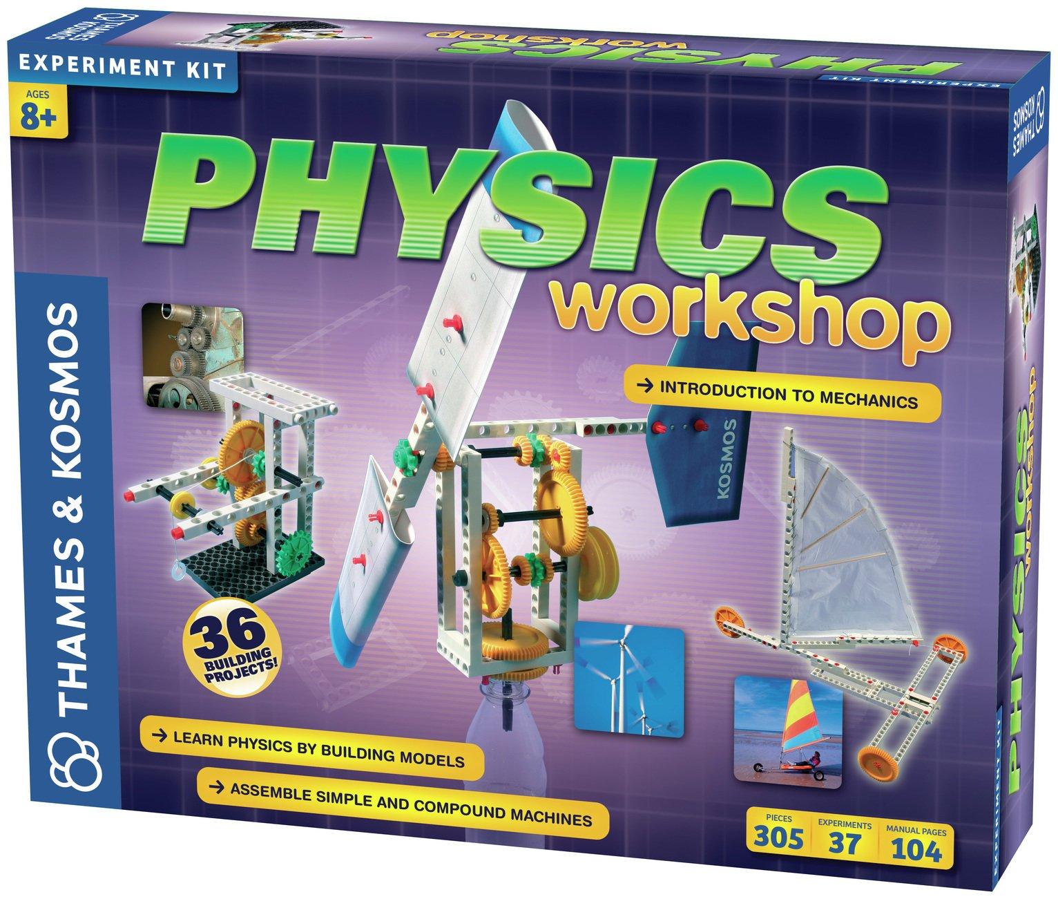 Thames and Kosmos Physics Workshop