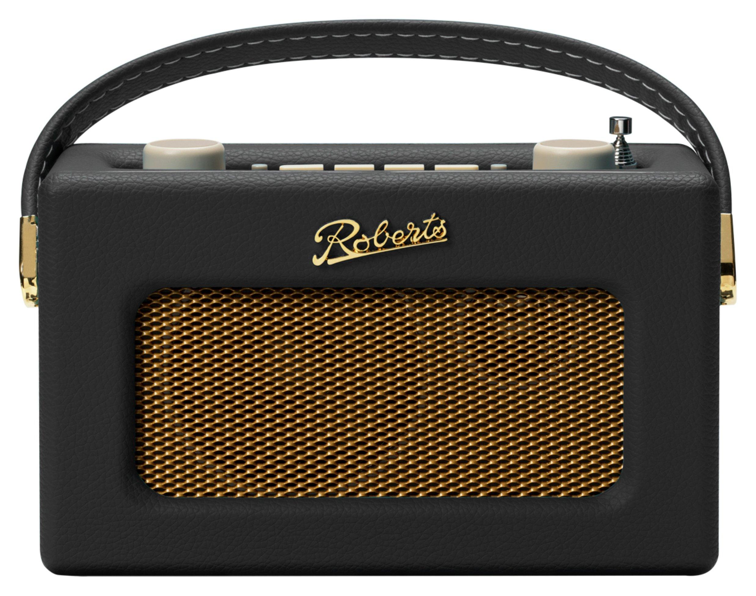 Roberts Revival Uno DAB / DAB+ / FM Radio - Black