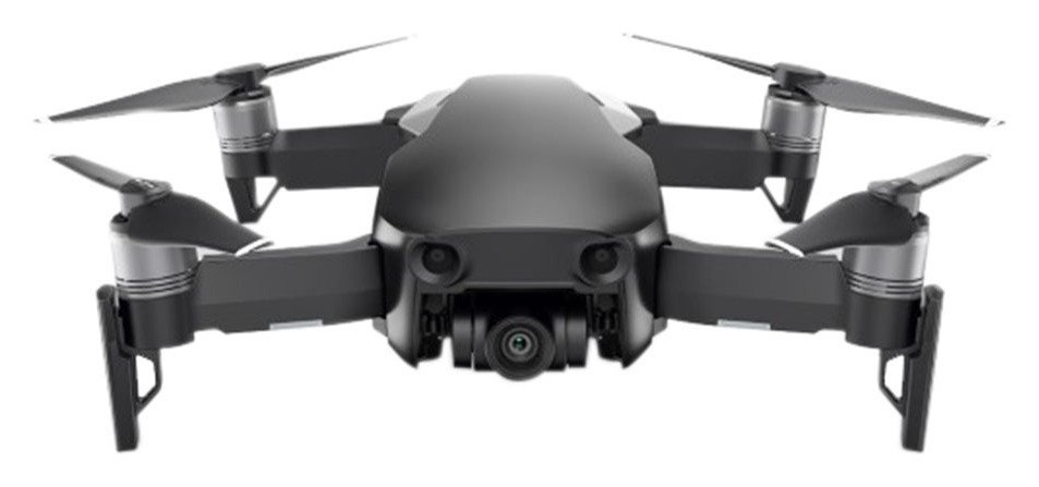 DJI Mavic Air Drone - Onyx Black with Controller