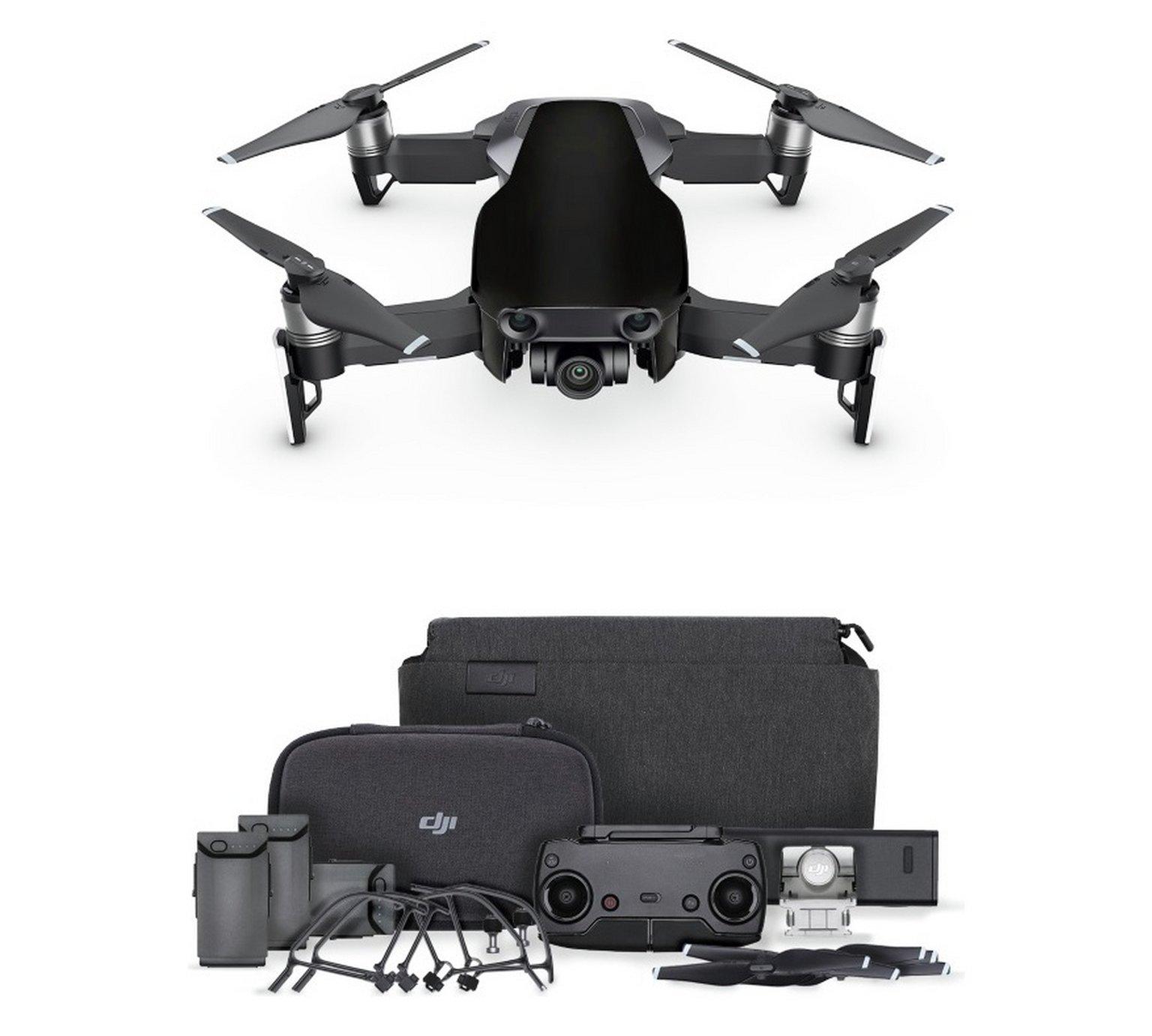DJI Mavic Air Fly More Drone Combo - Onyx Black