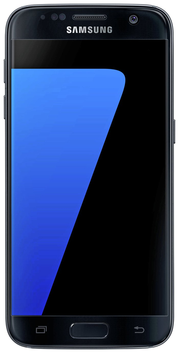 Samsung Galaxy S7 32GB Premium Pre Owned Mobile Phone- Black