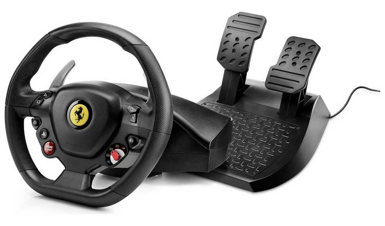 Thrustmaster T80 Ferrari 488 GTB Edn Steering Wheel for PS4