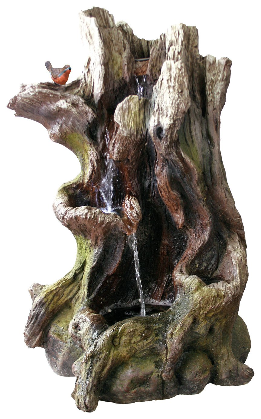 Kelkay Willow Spills with LED Lighting Water Feature