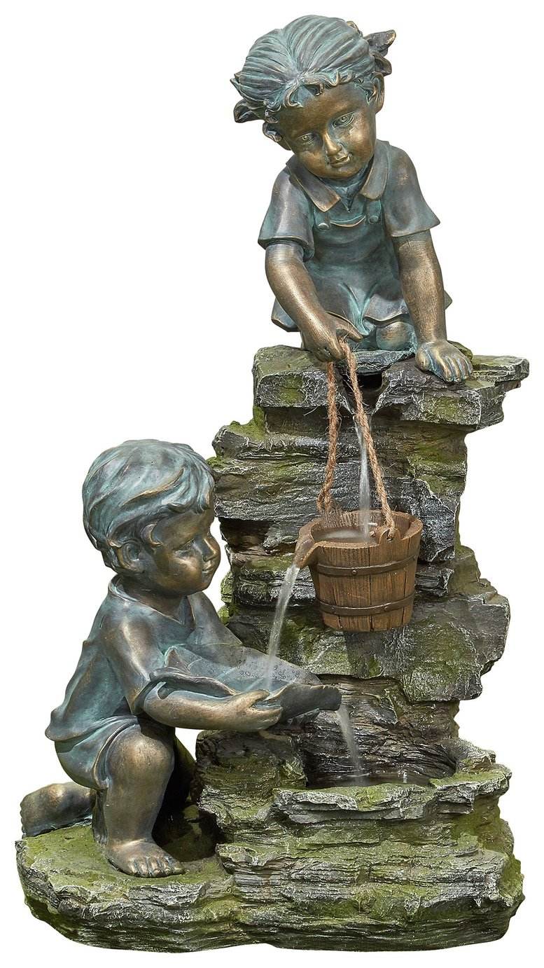 Image of Kelkay Easy Fountain Pouring Children Water Feature
