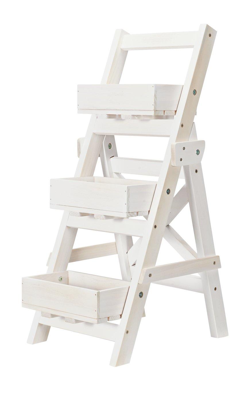 Wooden Potting Ladder