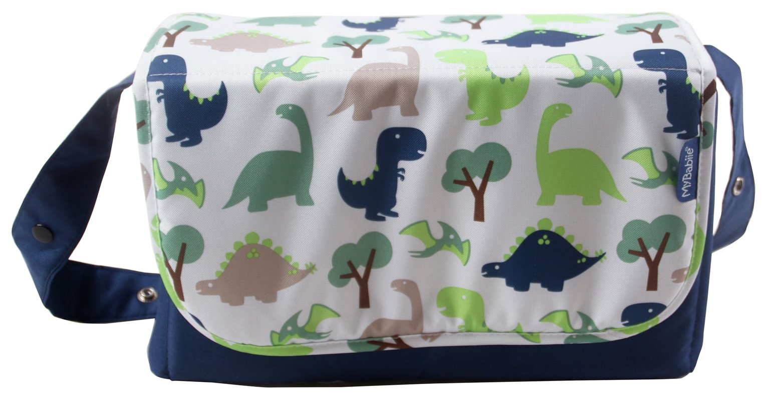 Image of My Babiie Katie Piper Dinosaurs Changing Bag