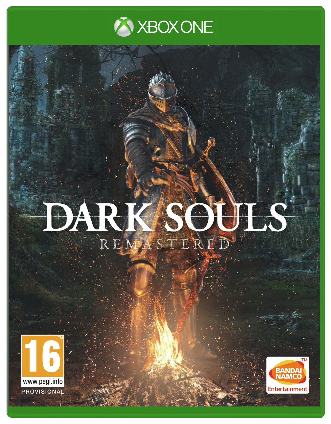 Image of Dark Souls Remastered Xbox One Game