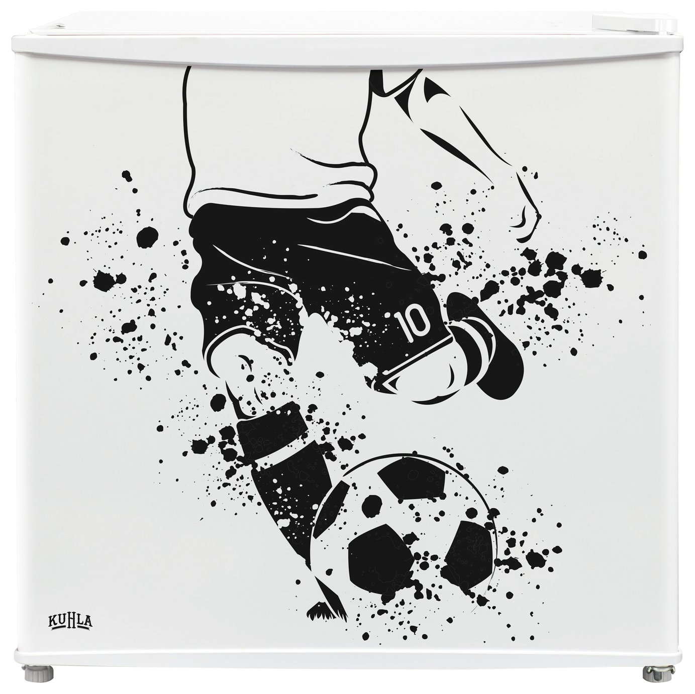 Kuhla Football Design Table Top Fridge